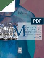MEMORIA DE LA PINTURA DOMINICANA Vol 7