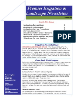 premier irrigation newsletter volume 13