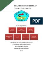 Kategori Dan Biogeografi Pulau Pak Riry