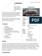 Fei Otto Work Olympiastadion (Munich) - Wikipedia, The Free Encyclopedia