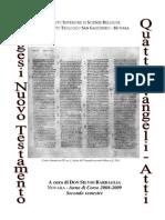 BARBAGLIA S. Dispensa Vangeli-Atti 2008-2009.pdf