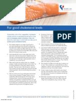 Cholesterol DIET Paper