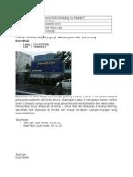 Report CV Sinar