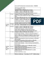Schedule cmst 2061