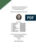 Cover Makalah Penyajian Data Statistik