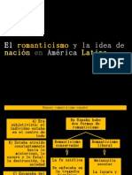 12 El romanticismo en América Latina