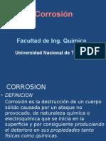 Curso Corrosión - UNT