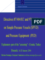 Pressure Vessels and Equipment