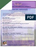 Self Mastery Flyer