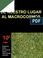 Viaje a Lo Macro y Micro Del Cosmos