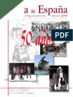 Carta de España Enero 2010