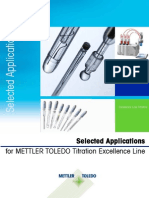 Mettler Toledo Electrodes2007