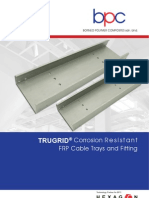 BPC Cable Trays 2010