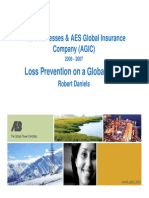 Loss Prevention of a Global Scale