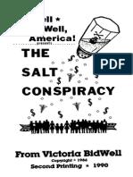 V.bidwell - The Salt Conspiracy