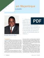 A Banca Em Mocambique