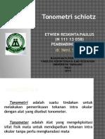TONOMETRI