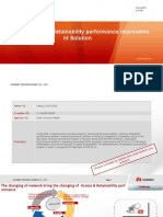 UMTS Access and Retainability Performance Improvement Solution 01%2820120709%29