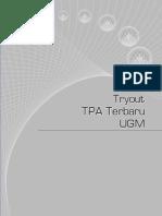 Tryout TPA Terbaru UGM