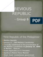 First Republic of the Philippines