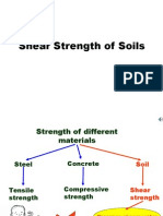 Shear Strength of Soil-final