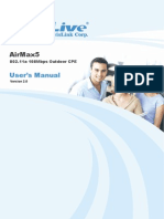 AirLive AirMax5 Manual