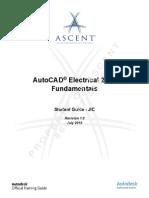 ACAD Electrical 2011 Fundamentals TOC
