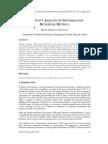 SENSITIVITY ANALYSIS OF INFORMATION RETRIEVAL METRICS