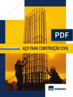 Catalogo Construcao Civil Gerdau