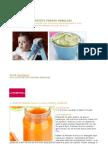 Top 20 de Retete Pentru Bebelusi