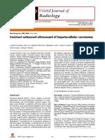 Contrast enhanced ultrasound of hepatocellular carcinoma.pdf