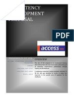 Access Bank Training Proposal(1)