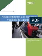 Construccion y Analisis de La Matriz Dafo