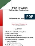 Distribution Reliability Predictive