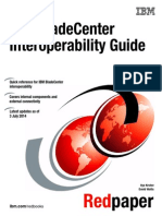 IBM BladeCenter Intreoperability Guide