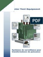 révision et maintenance des transformateurs de puissance