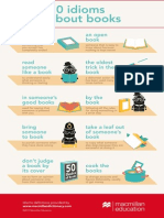 10 Idioms About Books