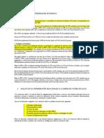 Análisis de Los Determinantkkkkes Económicos