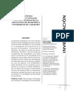 Estrategia Pre Instruccional Significativo y Constructivista