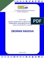 2. Analiza Javnog Cestovnog-drumskog Saobraćaja u Bih i Evrope Sa Smjernicama Budućeg Razvoja