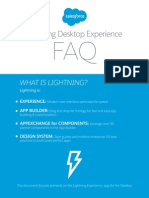 Lightning Experience FAQ (Internal)
