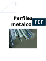 Perfiles metalcon