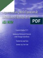 AEA Prot Descargas Atmosfericas