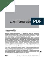aptitud numérica psicotecnicos