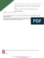 """23671145RÊVES DE CROISADE CONTRE LES SARRASINS DANS LA CASTILLE DU XV e SIÈCLE (ALONSO DE ESPINA, """"FORTALITIUM FIDEI"""")"""