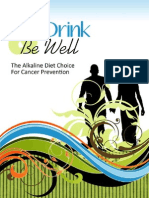Eat Drink and Be Well(Cancer Prevention)
