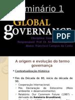 Governaça Global