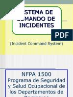 Sistema de Comando de Incidentes