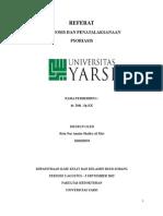 Referat Psoriasis RNA