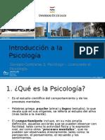 Psicologia Introduccion